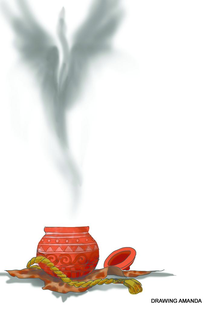 Ember Pot